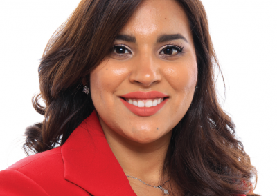 Xiomara Peña, Southern California Outreach Manager for Small Business Majority