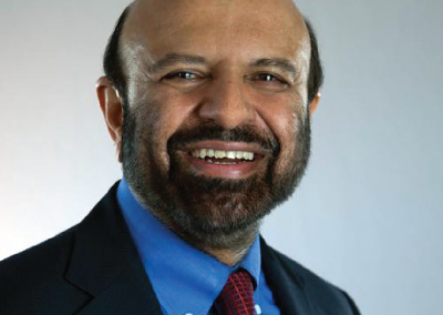 Shyam Kamath, Dean at Cal State University, Monterey Bay